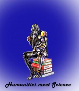 the robot thinker